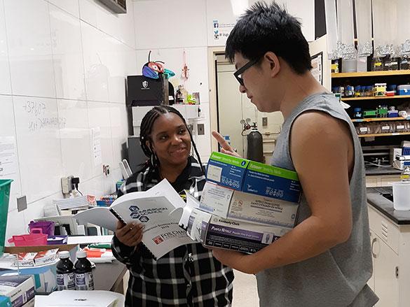 Scientist Teacher Collaboration
