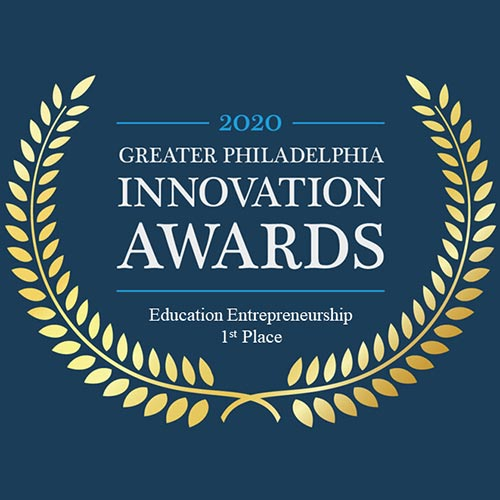 Winner - Greater Philadelphia Innovation Awards