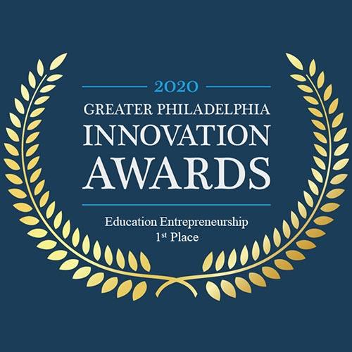 Winner - Greater Philadelphia Innovation Awards