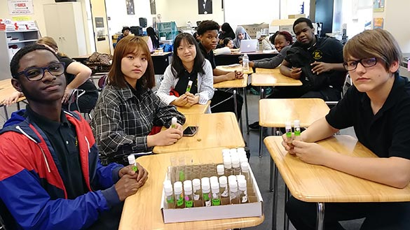 Programs - Classroom, Lincoln Adams